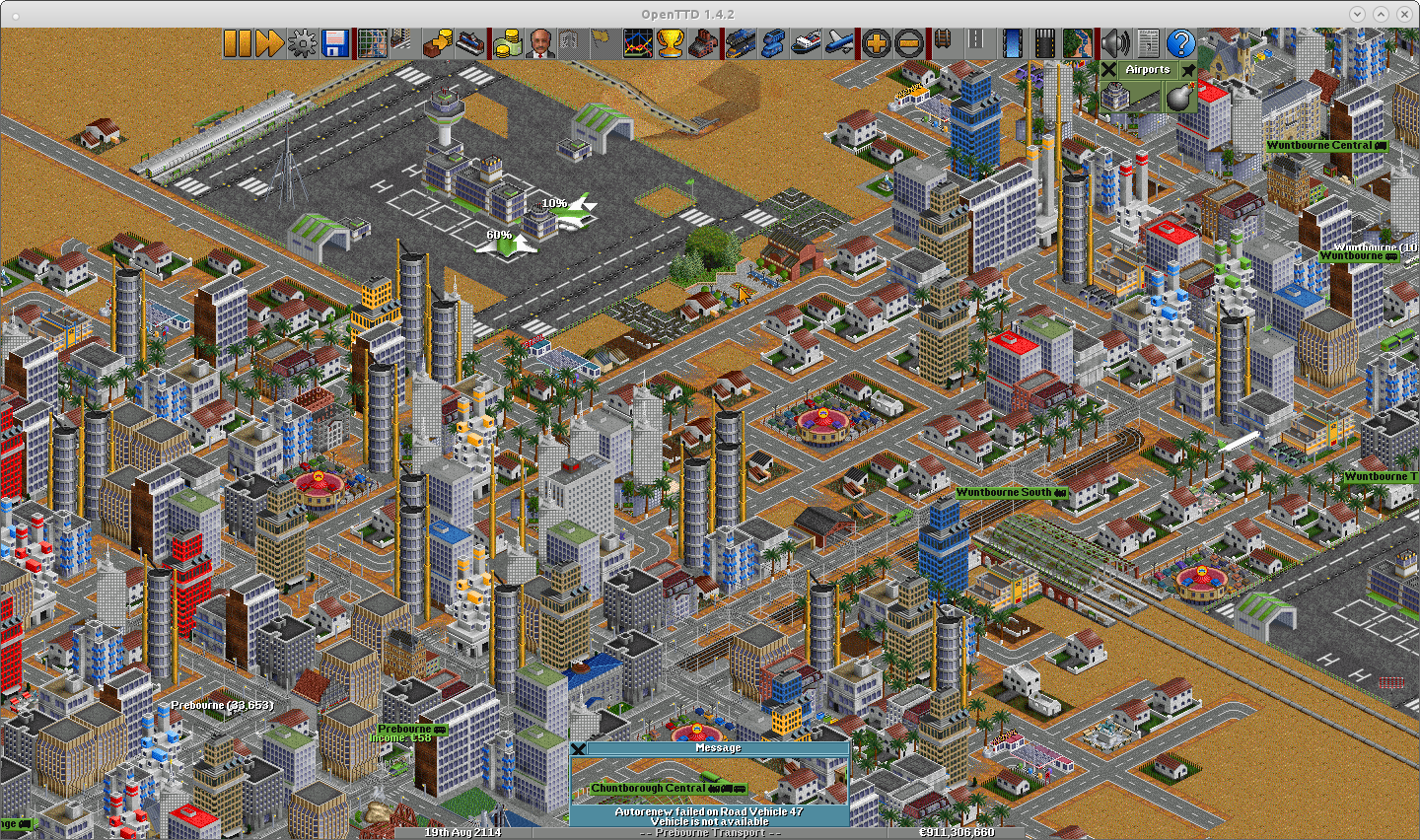 openttd open source