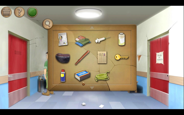 reversion adventure game
