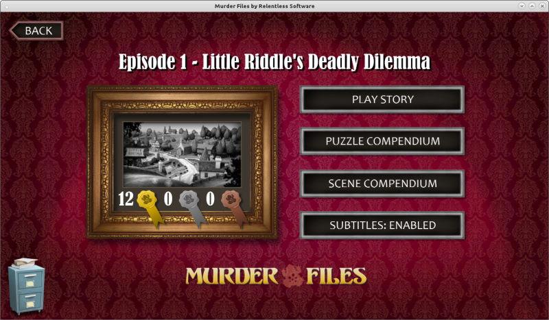 murder files