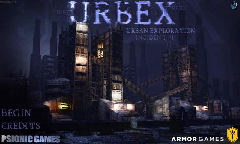 urbex game