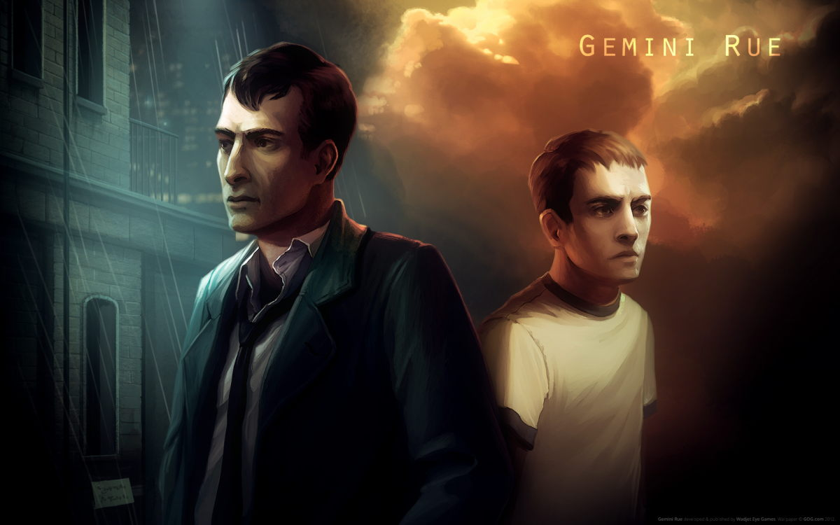 gemini rue adventure game