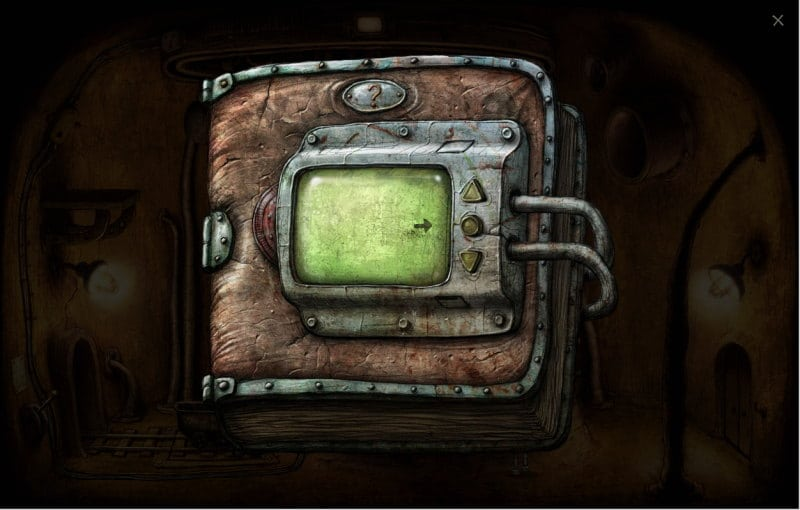 Machinarium SteamPunk Adventure  02 v1