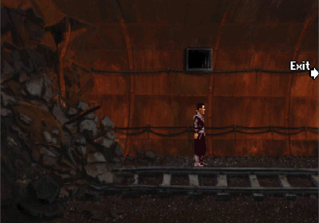 point and click adventure
