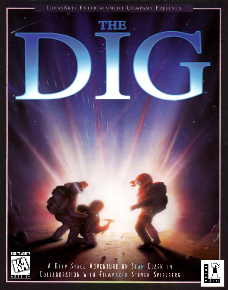 The Dig pcgame